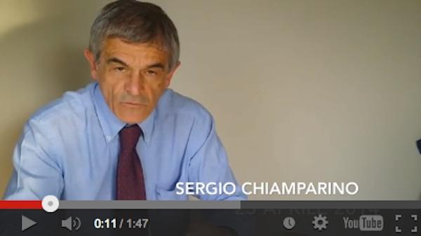 Sergio Chiamparino per il 25 aprile