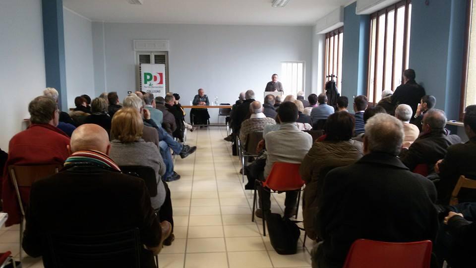 Incontro pubblico 11 gennaio: il 2015 che ci aspetta. La situazione politica in Italia.