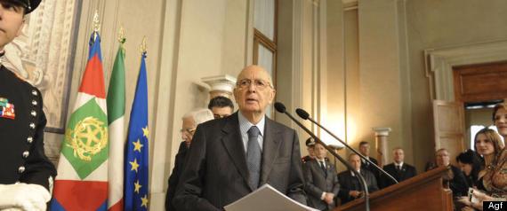 Chi dopo Giorgio Napolitano? Vota il tuo Presidente della Repubblica