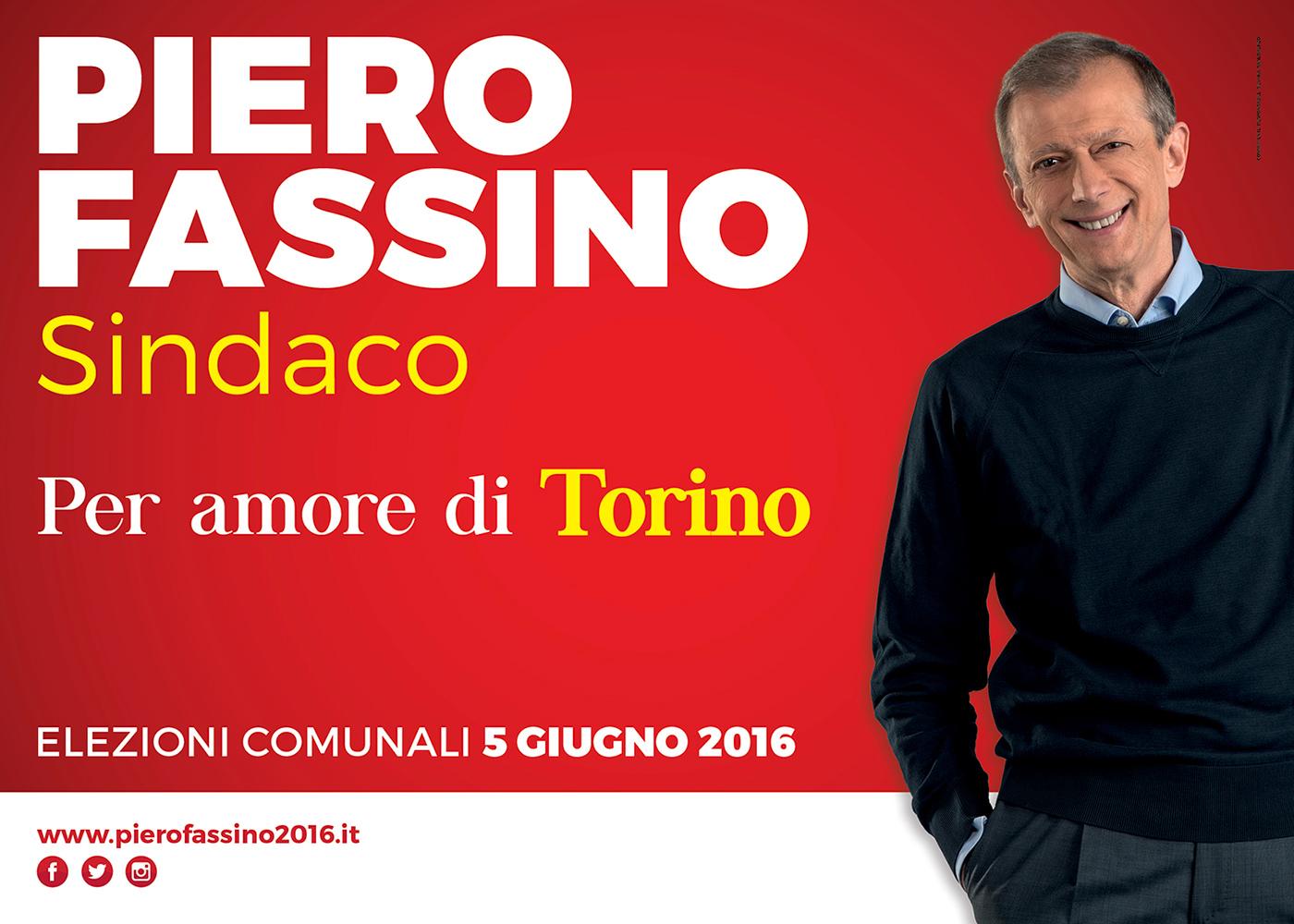 5 giugno 2016: vota e fai votare Piero Fassino!