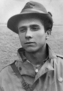 Onore al partigiano Rino (Cesare Mondon)