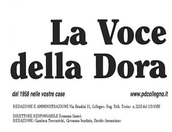 La Voce della Dora nuove edizioni