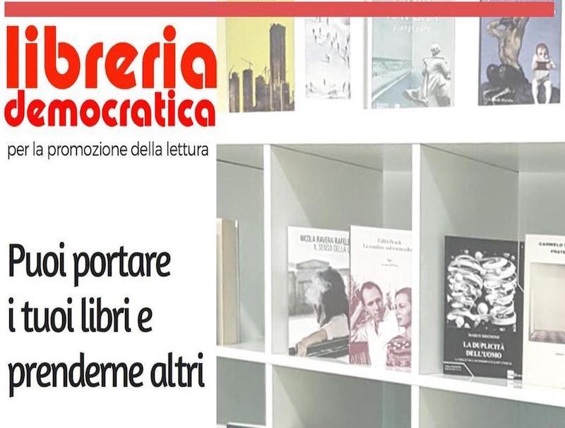 Nasce a Collegno la Libreria Democratica!