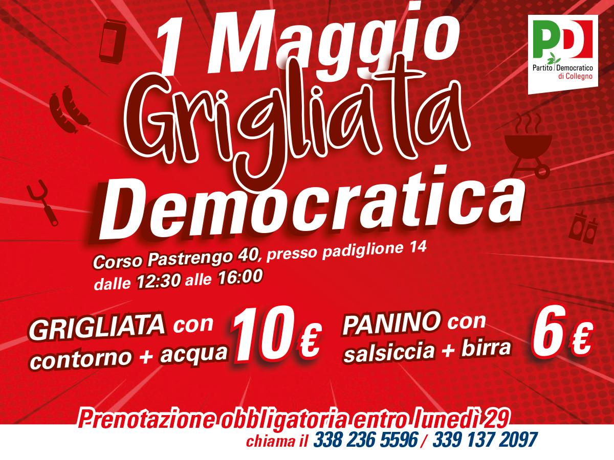 Grigliata DEMOCRATICA