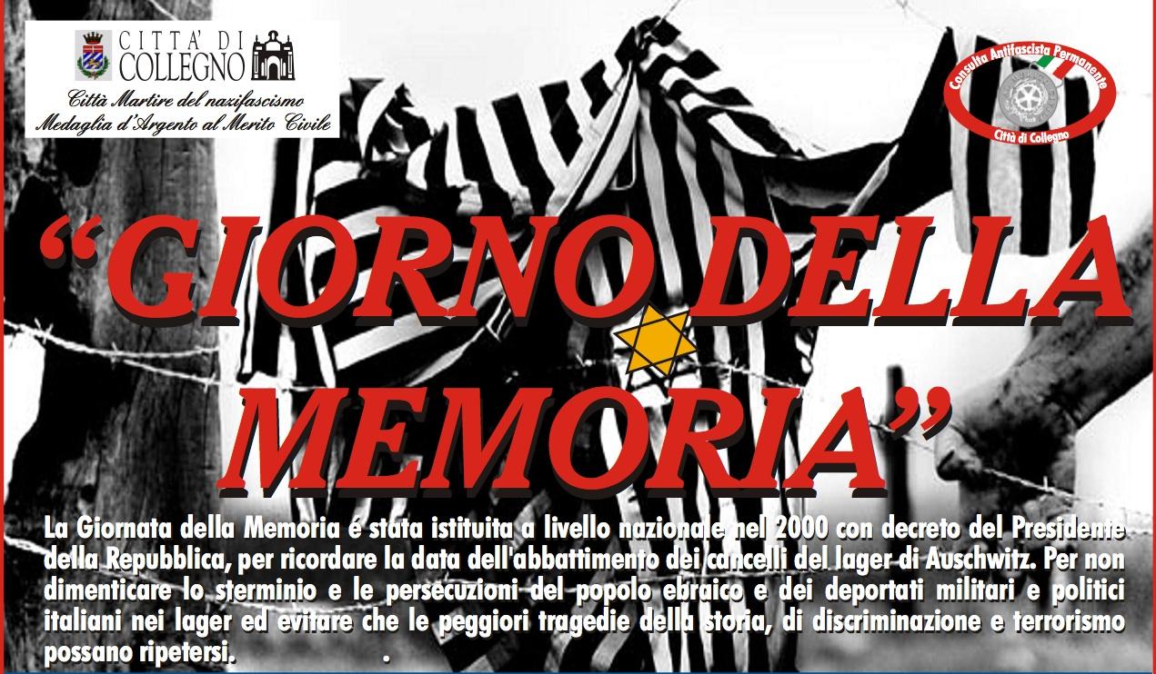 27 gennaio 2014, Giorno della Memoria