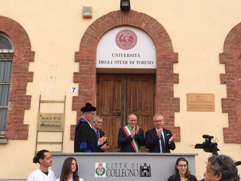 L'Università a Collegno!