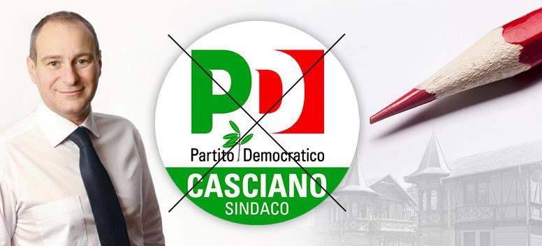 Lista pd collegno Casciano Sinfaco
